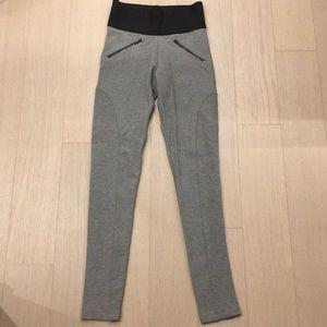 Grey Zara leggings